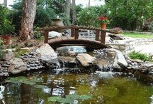 Backyard Waterfeatures