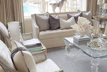 Mum - Lounge / Some are ideas of table decor or layout