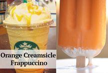 Starbucks secret drink menu