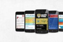Mobiiliverkkosivustot / Boosteri tarjoaa nostetta ja sisältöä mobiililaitteisiin. Ota yhteyttä niin räätälöimme sinun tarpeisiisi sopivan kevyen mobiilisivuston, joka palvelee asiakkaitasi paikasta ja yhteydestä riippumatta.