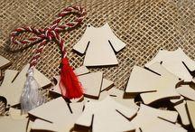 Martisoare handmade din lemn / Primavara aceasta, pune-ti hobby-ul usor in aplicare, cu noile baze decorabile!  Creeaza martisoare handmade, pe care romancutele noastre sa le poarte cu mandrie la piept!