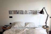 Bedroom / by Emma Vidal