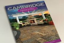 Cambridge Pavers 2015 Catalog / Insist on Cambridge Pavingstones system with ArmorTec® for your patio, pool deck, walkway and driveway. Install freestanding walls, knee walls, sitting walls, retaining walls, outdoor kitchens, bbq and more. www.stonecreationsoflongisland.net (631) 678-6896 - (631) 404-5410 / by Stone Creations of Long Island