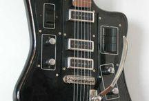 Guitares / Univers de la guitare