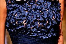 Dark Blue Fashion