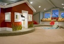 Really Cool Play Rooms / Kids play rooms. Fun for kids and grown ups!