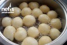 pişi tadında patatesli lokma