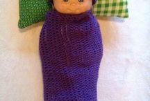 Crochet / Trabajo diverso en crochet, desde bufandas, poncho's y todo tipo de creaciones en ganchillo o telar redondo.