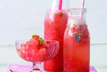 Sommerliche Drinks