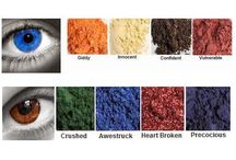 typologie barev oci
