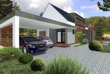 Projekty domów z poddaszem użytkowym