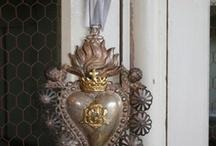 Ex Voto & Sacred Hearts