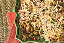 Recipes: Entrees / by Kimberly Bunnell