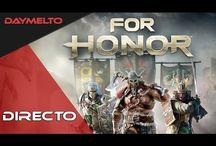 Directos for honor / directos de for honor? xD