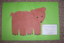 Brown Bear / by Ashley Nichols