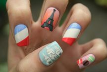 Nails:) / by Kaitlyn S.