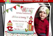 Elf Party | THEME / by Forever Your Prints
