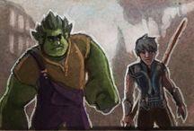 The Big six- Avengers