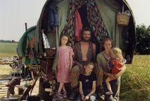 Gypsies. Cikáni.