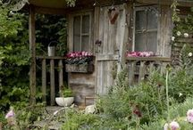garden shed outhouses