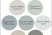House Interior Color Palettes