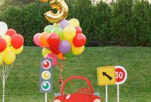 День Рождения Давида / Организаторы: Dolce Vita Event Декор: Студия event дизайна JennyArt Фото: Василенко Надя