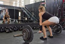 training muscu