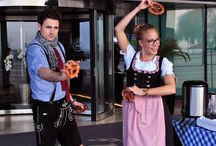Oktoberfest / From 15th of September to 5th of October we have a yearly  celebration of the Oktoberfest here at the Sheraton Stockholm.