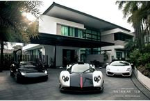 Architecture + Cars