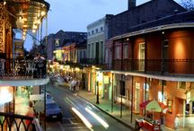 New Orleans / My favorite city not in Texas!