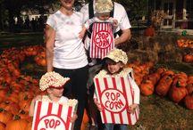 Popcorn Family Costumes