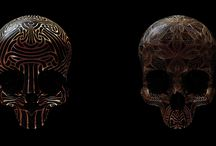 Billelis: Hope you like skulls...