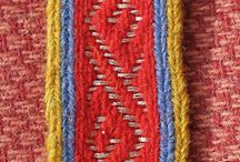 Tablet weaving / by Emma Walett