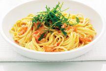 Pasta, noodles, rice