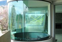 Q1 Apartments – Queenstown New Zealand / Curved glass