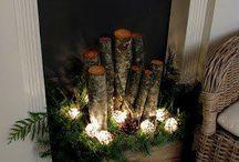 fireplace idea's