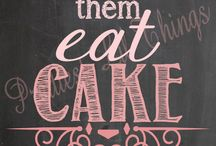 Cake Shop / by Kelly Wallace-Haile