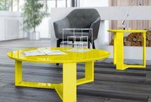 Mesa de Centro | Toque a Campainha / Na Toque a Campainha, você encontra Mesas de Centro de diversos tamanhos, formatos, materiais e estilos desde os mais rústicos até os mais modernos. Escolha a que mais combina com a sua casa!