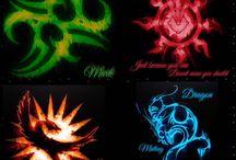 dark hunter serie