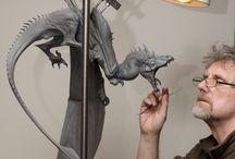 Animal/Creature Sculpture