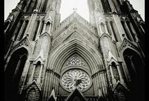 Churches / by Darlene Terpening