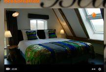 Bed & Breakfast - B&B / Tover je B&B om tot een ware suite waar je gasten zich meteen thuis en comfortabel zullen voelen #bedloper #secondavita #suite #kussens #hospitality