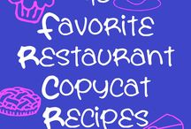 Famous recipes even I can make / by Patricia Justice