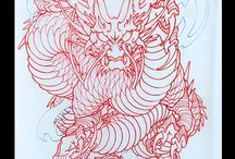 dragon japonez