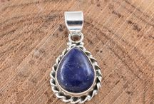 Lapis Lazuli Jewelry / by Liquidation Channel