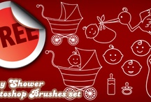 Free Photoshop brushes! / Free Photoshop brushes offered on Graphics-Illustrations.Com, for any commercial use... have fun and enjoy! / by Bsilvia Graphics-Illustrations