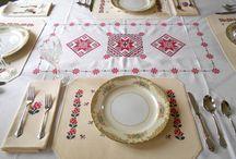 NC Ukrainian Embroideries / Ukrainian Embroideries designed and made in North Carolina