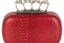 Handbags and clutches / by Kim Julian