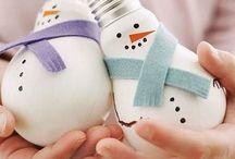 Des bricolages de Noël à réaliser avec les enfants