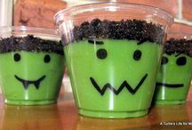 halloween foods / by Marissa {RowdyRunts.Etsy.com}